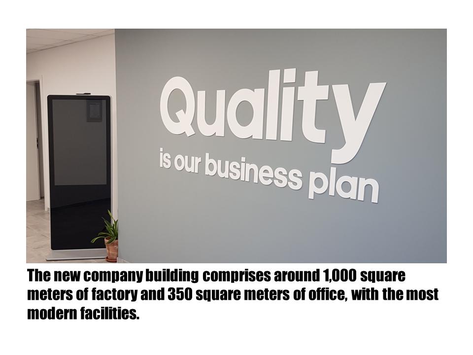 Neues Firmengebäude 3